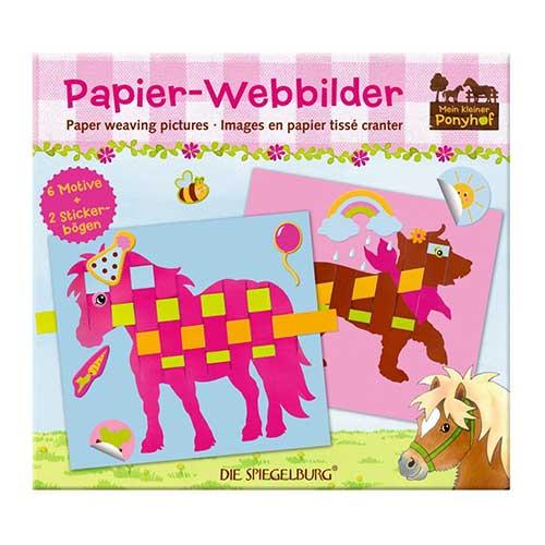 """Χάρτινες Κατασκευές """"Pony Farm"""", χάρτινες κατασκευές, κατασκευες, κατασκευες για παιδια, παιδικεσ κατασκευεσ, καλλιτεχνικά, κατασκευές με χαρτί, κατασκευες, spiegelburg, Spiegelburg 13332"""