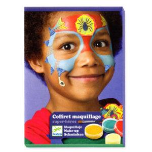 Djeco σετ μακιγιάζ ΄Σούπερ Ήρωας', εσηοπ, paxnidia, djeco παιχνίδια, παιχνιδια djeco, παιχνιδια για παιδια, παιχνιδια για παρτυ, djeco online shop, αποκριατικο μακιγιαζ για παιδια, αποκριατικο μακιγιαζ, μακιγιαζ παιχνιδια, μακιγιαζ για παιδια, face painting μπογιεσ, παιδικο μακιγιαζ, μακιγιαζ αποκριατικο, αποκριατικα μακιγιαζ προσωπου,βαψιμο προσωπου, face painting υλικα,μακιγιαζ για αποκριεσ, αποκριατικες στολες, στολεσ αποκριατικεσ, αποκριεσ 2017, στολεσ, βεστιαριο, αποκριατικεσ στολεσ, αποκριατικα, αποκριατικες παιδικες στολες, stoles apokriatikes, παιδικες αποκριατικες στολες, αποκριατικη μασκα, αποκριεσ, apokries, αποκριατικεσ στολεσ για κοριτσια, τσικνοπέμπτη, καθαρα δευτερα, καρναβαλι, αποκριεσ στο νηπιαγωγειο, αποκριατικες στολες παιδικες, dj09200