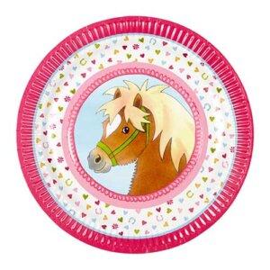 """Σετ χάρτινα πιατάκια για πάρτυ """"Our Pony Farm"""" (8 τμχ), χαρτινα πιατα για παιδικο παρτυ, πιατα παρτυ, ειδη για παιδικο παρτυ, χαρτινα πιατα για παρτυ, υλικα για παιδικα παρτυ, παιδικο παρτυ, παιδικο παρτυ στο σπιτι, παιδικο παρτι διακοσμηση, πάρτι, πάρτυ, παιδικό πάρτυ, παιδικό πάρτι, είδη πάρτυ, είδη πάρτι, parti, party, spiegelburg, spiegelburg 14112"""