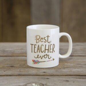 """Κεραμική Κούπα """"Best Teacher Ever"""" Natural Life, γυναικεια, koypes, γυναικειο, φλυτζανι καφε συμβολα, κεικ σε κουπα, καφε για διαβασμα, flitzani, σετ τσαγιου, φλυτζανι τσαγιου, κουπα καφε, φλυτζανια, φλυτζανι καφε, φλιτζάνι, κουπεσ, κουπεσ καφε, φλυτζανι, φλυτζανια τσαγιου, φλυτζανια καφε, koupes, φλιτζανια, δωρα, δωρο πασχα, πρωτοτυπο, δωρο χριστουγεννων, δωρα χριστουγεννων, δωρα γενεθλιων, χριστουγεννιατικα δωρα, πρωτοτυπα δωρα, δωρα για το σπιτι, τι δωρο να παρω στην κολλητη μου, χειροποιητα χριστουγεννιατικα δωρα, δωρα γενεθλιων για φιλη, το καλυτερο δωρο, ιδέεσ για δώρα γενεθλίων, natural life, natural life greece, MUG237, graffiti, graffiti 36413"""