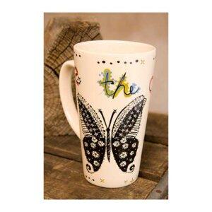 """Κεραμική Boho Κούπα Latte """"Change"""" Natural Life, γυναικεια, koypes, γυναικειο, φλυτζανι καφε συμβολα, κεικ σε κουπα, καφε για διαβασμα, flitzani, σετ τσαγιου, φλυτζανι τσαγιου, κουπα καφε, φλυτζανια, φλυτζανι καφε, φλιτζάνι, κουπεσ, κουπεσ καφε, φλυτζανι, φλυτζανια τσαγιου, φλυτζανια καφε, koupes, φλιτζανια, δωρα, δωρο πασχα, πρωτοτυπο, δωρο χριστουγεννων, δωρα χριστουγεννων, δωρα γενεθλιων, χριστουγεννιατικα δωρα, πρωτοτυπα δωρα, δωρα για το σπιτι, τι δωρο να παρω στην κολλητη μου, χειροποιητα χριστουγεννιατικα δωρα, δωρα γενεθλιων για φιλη, το καλυτερο δωρο, ιδέεσ για δώρα γενεθλίων, natural life, natural life greece, MUG115, graffiti, graffiti 28162"""