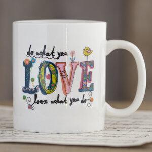 """Κεραμική Κούπα """"Do What You Love"""" Natural Life, γυναικεια, koypes, γυναικειο, φλυτζανι καφε συμβολα, κεικ σε κουπα, καφε για διαβασμα, flitzani, σετ τσαγιου, φλυτζανι τσαγιου, κουπα καφε, φλυτζανια, φλυτζανι καφε, φλιτζάνι, κουπεσ, κουπεσ καφε, φλυτζανι, φλυτζανια τσαγιου, φλυτζανια καφε, koupes, φλιτζανια, δωρα, δωρο πασχα, πρωτοτυπο, δωρο χριστουγεννων, δωρα χριστουγεννων, δωρα γενεθλιων, χριστουγεννιατικα δωρα, πρωτοτυπα δωρα, δωρα για το σπιτι, τι δωρο να παρω στην κολλητη μου, χειροποιητα χριστουγεννιατικα δωρα, δωρα γενεθλιων για φιλη, το καλυτερο δωρο, ιδέεσ για δώρα γενεθλίων, natural life, natural life greece, MUG172, graffiti, graffiti 32169"""