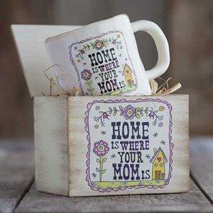 "Natural Life Κούπα σε Ξύλινο Κουτί ""Home is where your mom is"", γυναικεια, koypes, γυναικειο, φλυτζανι καφε συμβολα, κεικ σε κουπα, καφε για διαβασμα, flitzani, σετ τσαγιου, φλυτζανι τσαγιου, κουπα καφε, φλυτζανια, φλυτζανι καφε, φλιτζάνι, κουπεσ, κουπεσ καφε, φλυτζανι, φλυτζανια τσαγιου, φλυτζανια καφε, koupes, φλιτζανια, δωρα, δωρο πασχα, πρωτοτυπο, δωρο χριστουγεννων, δωρα χριστουγεννων, δωρα γενεθλιων, χριστουγεννιατικα δωρα, πρωτοτυπα δωρα, δωρα για το σπιτι, τι δωρο να παρω στην κολλητη μου, χειροποιητα χριστουγεννιατικα δωρα, δωρα γενεθλιων για φιλη, το καλυτερο δωρο, ιδέεσ για δώρα γενεθλίων, natural life, natural life greece, graffiti, graffiti 31568"