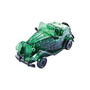 Crystal Puzzle Classic Car Green 3D, 3D παζλ, 3D puzzle, 3D pazl, παζλ, pazl, puzzle, 3D puzzle, 3D παζλ, παζλ, puzzles, τανκ 3D, Mathimatiki Vivliothiki, παιδικά παιχνίδια, παιχνίδια, παιχνιδια, παιχνίδια για κορίτσια, παιχνίδια για αγόρια, επιτραπέζια, παιχνίδια με παζλ, δώρα, δώρο, crystal puzzle 90431