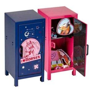 """Μεταλλικό ντουλαπάκι αποθήκευσης """"Horse Friends"""", κοσμηματα, οργανωση κοσμηματων, kosmhmata, δωρο για την μαμα, κοσμηματοθήκη, μπιζουτιερα, διακοσμητικα σπιτιου, κουτι, παιδικα παιχνιδια, κουτια αποθηκευσησ, γυναικεια αξεσουαρ, δωρο χριστουγεννων, χριστουγεννιατικα δωρα, δωρα, πρωτοτυπα δωρα, δωρα γενεθλιων, ιδέεσ για δώρα γενεθλίων, dwra, δωρα για φιλεσ, τι δωρο να παρω, χειροποιητα δωρα, τι δωρο να παρω στην κολλητη μου, κοσμηματοθήκη, κοσμηματοθήκες, κοσμηματοθηκες, spiegelburg, spiegelburg 13778"""
