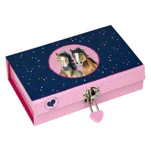 """Μπιζουτιέρα """"Horse Friends"""", κοσμηματα, οργανωση κοσμηματων, kosmhmata, δωρο για την μαμα, κοσμηματοθήκη, μπιζουτιερα, διακοσμητικα σπιτιου, κουτι, παιδικα παιχνιδια, κουτια αποθηκευσησ, γυναικεια αξεσουαρ, δωρο χριστουγεννων, χριστουγεννιατικα δωρα, δωρα, πρωτοτυπα δωρα, δωρα γενεθλιων, ιδέεσ για δώρα γενεθλίων, dwra, δωρα για φιλεσ, τι δωρο να παρω, χειροποιητα δωρα, τι δωρο να παρω στην κολλητη μου, κοσμηματοθήκη, κοσμηματοθήκες, κοσμηματοθηκες, spiegelburg, spiegelburg 13807"""
