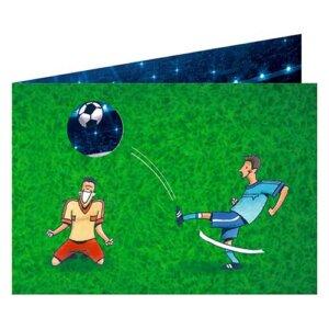 Προσκλήσεις για πάρτυ Ποδόσφαιρο (8 τμχ), Θεματικό παιδικό πάρτυ Ποδόσφαιρο, Ποδόσφαιρο Party, Είδη Party Ποδόσφαιρο, παιδικα παρτυ ποδοσφαιρο, παιδικο παρτυ με θεμα μπαλα, ειδη παρτυ με θεμα μπαλα, προσκλησεις γενεθλιων με θεμα ποδοσφαιρο, προσκλησεις παρτυ ποδοσφαιρο, προσκλησεις γενεθλιων ποδοσφαιρο, χαρτοπετσετες ποδοσφαιρο, τουρτα γενεθλιων ποδοσφαιρο, παιδικο παρτυ για αγορι, παιδικο παρτυ για αγορι διακοσμηση με θεμα το ποδοσφαιρο, διακοσμηση με θεμα το ποδοσφαιρο, Χαρτοπετσέτες φαγητού με θέμα την μπάλα, μπαλα, μπάλα, μπάλες, ποδόσφαιρο, ποδοσφαιρο, Σετ χάρτινα πιατάκια για πάρτυ, χάρτινα πιατάκια , είδη πάρτυ, είδη πάρτι, πιατάκια για πάρτυ, ποτήρια για πάρτυ, spiegelburg, spiegelburg 14119