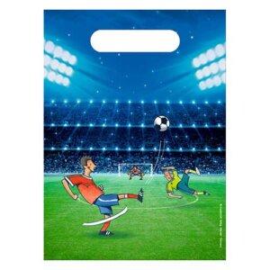 Τσάντες Δώρου για πάρτυ Ποδόσφαιρο (8 τμχ), Θεματικό παιδικό πάρτυ Ποδόσφαιρο, Ποδόσφαιρο Party, Είδη Party Ποδόσφαιρο, παιδικα παρτυ ποδοσφαιρο, παιδικο παρτυ με θεμα μπαλα, ειδη παρτυ με θεμα μπαλα, προσκλησεις γενεθλιων με θεμα ποδοσφαιρο, προσκλησεις παρτυ ποδοσφαιρο, προσκλησεις γενεθλιων ποδοσφαιρο, χαρτοπετσετες ποδοσφαιρο, τουρτα γενεθλιων ποδοσφαιρο, παιδικο παρτυ για αγορι, παιδικο παρτυ για αγορι διακοσμηση με θεμα το ποδοσφαιρο, διακοσμηση με θεμα το ποδοσφαιρο, Χαρτοπετσέτες φαγητού με θέμα την μπάλα, μπαλα, μπάλα, μπάλες, ποδόσφαιρο, ποδοσφαιρο, Σετ χάρτινα πιατάκια για πάρτυ, χάρτινα πιατάκια , είδη πάρτυ, είδη πάρτι, πιατάκια για πάρτυ, ποτήρια για πάρτυ, spiegelburg, spiegelburg 14120