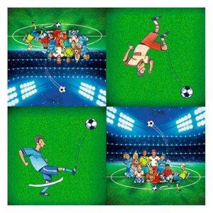 Χαρτοπετσέτες για πάρτυ Ποδόσφαιρο (20 τμχ), Θεματικό παιδικό πάρτυ Ποδόσφαιρο, Ποδόσφαιρο Party, Είδη Party Ποδόσφαιρο, παιδικα παρτυ ποδοσφαιρο, παιδικο παρτυ με θεμα μπαλα, ειδη παρτυ με θεμα μπαλα, προσκλησεις γενεθλιων με θεμα ποδοσφαιρο, προσκλησεις παρτυ ποδοσφαιρο, προσκλησεις γενεθλιων ποδοσφαιρο, χαρτοπετσετες ποδοσφαιρο, τουρτα γενεθλιων ποδοσφαιρο, παιδικο παρτυ για αγορι, παιδικο παρτυ για αγορι διακοσμηση με θεμα το ποδοσφαιρο, διακοσμηση με θεμα το ποδοσφαιρο, Χαρτοπετσέτες φαγητού με θέμα την μπάλα, μπαλα, μπάλα, μπάλες, ποδόσφαιρο, ποδοσφαιρο, Σετ χάρτινα πιατάκια για πάρτυ, χάρτινα πιατάκια , είδη πάρτυ, είδη πάρτι, πιατάκια για πάρτυ, ποτήρια για πάρτυ, spiegelburg, spiegelburg 14121