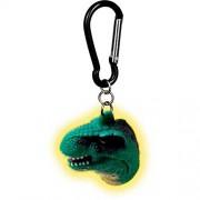 Μπρελόκ με φως & φωτάκι «T-Rex World»