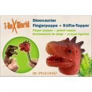"""Δαχτυλομαριονέτα – διακοσμητικό μολυβιού """"T-Rex World"""""""