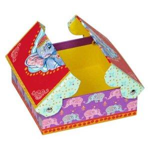"""Μικρό Κουτί Orient """"Lillifee"""", διακόσμηση, κουτιά, κουτια, κουτί, κοσμηματοθήκη, μπιζουτιερα, mpizoutiera, mpizoutieres, δωρα για την μαμα, οργανωση κοσμηματων, spiegelburg, spiegelburg 14351"""