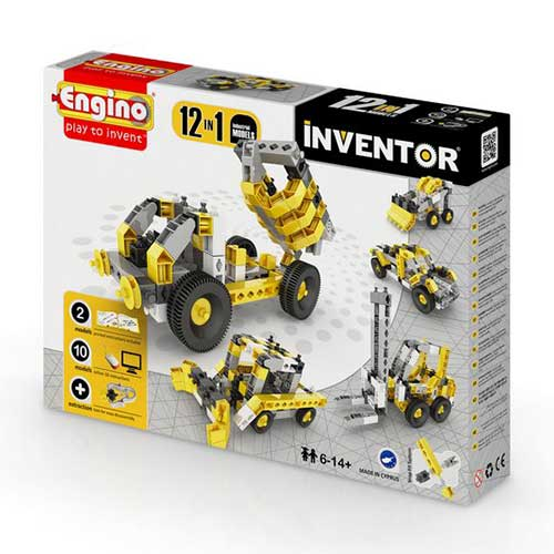 Engino INVENTOR 12 MODELS INDUSTRIAL