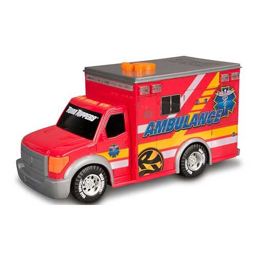 Road Rippers Rush & Rescue Ασθενοφόρο με Φώτα και Ήχους