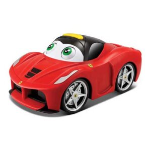 Bburago Junior - Ferrari Funny Friends, ferrari, παιχνιδι ferrari, αυτοκινητάκια Bburago, αυτοκίνητα Bburago, autokinita Bburago, αυτοκινητάκια, αυτοκίνητα, autokinitakia, αυτοκίνητα, pexnidia aftokinitakia, παιχνίδια Bburago, Bburago, Bburago 81502