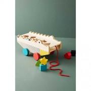 "Petit Collage Τρεχαλίτσα – Παιχνίδι Ταξινόμησης ""Rock + Roll Alligator"""