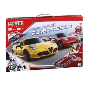Polistil Πίστα Slot Car Pure Passion Set Oval, πιστα φορμουλα, αυτοκινητοδρομοι, αυτοκινητοδρομος, πιστες φορμουλα, φορμουλα, πιστες αυτοκινητα, πιστα αυτοκινητων, γκαραζ αυτοκινητων, ferrari, παιχνιδι ferrari, αυτοκινητάκια Bburago, αυτοκίνητα Bburago, autokinita Bburago, αυτοκινητάκια, αυτοκίνητα, autokinitakia, αυτοκίνητα, pexnidia aftokinitakia, παιχνίδια Polistil, Polistil, Polistil 96023