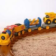 CAT Τρένο Preschool Express με Φώτα και Ήχους