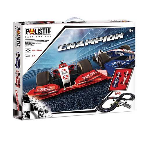 Polistil Πίστα Champion Formula Racing