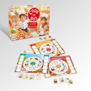 Επιτραπέζια Παιχνίδια για Εκμάθηση Αγγλικών
