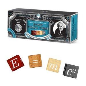 Professor Puzzle Einstein E=mc2 Puzzle Cubes, Μαθηματική Βιβλιοθήκη, mathimatiki vivliothiki, γρίφος, γρίφοι, γρίφοι λογικής, κύβος του ρούμπικ, ρούμπικ, κύβος, το ξύλινο αλογάκι, παιχνίδια, παιχνιδια, παιχνιδια για κοριτσια, σπαζοκεφαλιές, δωρα, δώρα, δώρο, δωρο, επιτραπεζια, εποχιακα, EIN-3