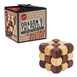 Professor Puzzle Grand Masters Dragon's Tail Puzzle, Μαθηματική Βιβλιοθήκη, mathimatiki vivliothiki, γρίφος, γρίφοι, γρίφοι λογικής, κύβος του ρούμπικ, ρούμπικ, κύβος, το ξύλινο αλογάκι, παιχνίδια, παιχνιδια, παιχνιδια για κοριτσια, σπαζοκεφαλιές, δωρα, δώρα, δώρο, δωρο, επιτραπεζια, εποχιακα, GRM-3