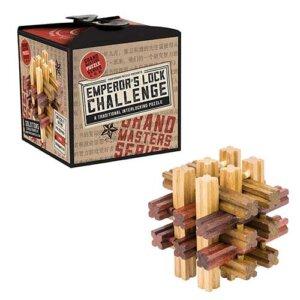 Professor Puzzle Grand Masters The Emperor's Lock, Μαθηματική Βιβλιοθήκη, mathimatiki vivliothiki, γρίφος, γρίφοι, γρίφοι λογικής, κύβος του ρούμπικ, ρούμπικ, κύβος, το ξύλινο αλογάκι, παιχνίδια, παιχνιδια, παιχνιδια για κοριτσια, σπαζοκεφαλιές, δωρα, δώρα, δώρο, δωρο, επιτραπεζια, εποχιακα, GRM-4