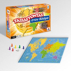 Επιτραπέζια Παιχνίδια Γνώσεων