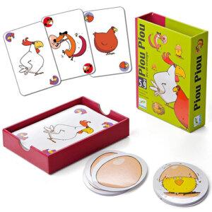 Επιτραπέζια Παιχνίδια με Κάρτες