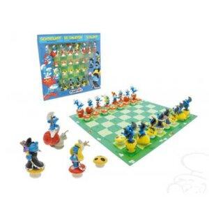 """Σκάκι """"Στρουμφ"""", σκάκι, σκάκι για παιδιά, παιδικό σκάκι, επιτραπέζια παιχνίδια, επιτραπεζια, επιτραπεζια παιχνιδια, εκπαιδευτικά παιχνίδια, παιδαγωγικά παιχνίδια, παιδικά παιχνίδια, δώρα, δώρο, επιτραπέζια, παιχνίδια για κορίτσια, παιχνίδια για αγόρια, στρουμφάκια, στρουμφακια, plastoy"""