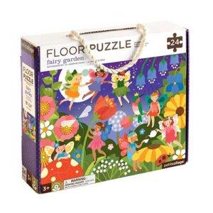"Petit Collage Παζλ Δαπέδου ""Fairy Garden"" (24 τμχ), παζλ δαπεδου, παιδικά παζλ, παζλ για παιδιά, pazl, puzzle, puzzles, παιχνίδια με παζλ, παζλ games, παζλ για κορίτσια, παζλ για παιδιά, παιδικά παιχνίδια, δώρα, δώρο, επιτραπέζια, παιχνίδια για κορίτσια, παιχνίδια για αγόρια, petit collage, παζλ petit collage, παιχνιδια petit collage, PTC-449132"