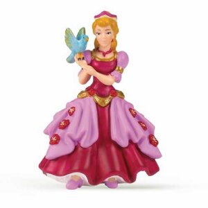 Papo Φιγούρα Πριγκίπισσα ροζ με Πουλί, papo figures, παπο, figura, figures shop, φιγουρα, φιγούρα, φιγούρες, φιγουρες, Μινιατούρες Papo, papo greece, papo toys greece, μινιατούρες, φιγούρες δράσης, φιγουρες papo, μινιατουρες ζωων, φιγουρες ζωων, μινιατουρες κουκλοσπιτου, μινιατουρες πριγκιπισσες, papo 39034