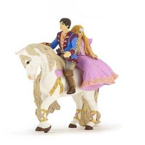 Papo Φιγούρα Πρίγκιπας και Πριγκίπισσα σε Άλογο, papo figures, παπο, figura, figures shop, φιγουρα, φιγούρα, φιγούρες, φιγουρες, Μινιατούρες Papo, papo greece, papo toys greece, μινιατούρες, φιγούρες δράσης, φιγουρες papo, μινιατουρες ζωων, φιγουρες ζωων, μινιατουρες κουκλοσπιτου, μινιατουρες πριγκιπισσες, papo 39094