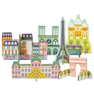 """Petit Collage Pop-out - Κατασκευή """"Paris"""", 3D παζλ, 3D puzzle, 3D pazl, παζλ, pazl, puzzle, 3D puzzle, 3D παζλ, παζλ, puzzles, παιδικά παιχνίδια, παιχνίδια, παιχνιδια, παιχνίδια για κορίτσια, παιχνίδια για αγόρια, επιτραπέζια, παιχνίδια με παζλ, δώρα, δώρο, petit collage, PTC-448944"""