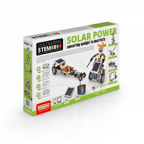 Engino SOLAR POWER