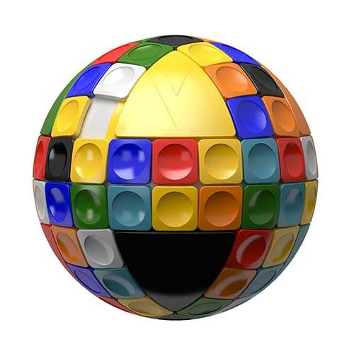 """V-Cube """"V-Sphere"""""""