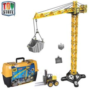 CAT Machine Maker Construction Apprentice Γερανός, CAT, παιχνιδια εκσκαφεας, παιχνιδια με εκσκαφεις, μεγαλα φορτηγα παιχνιδια, παιχνιδια φορτηγα μεταφορες, φορτηγα παιχνιδια για παιδια, μπουλντόζες για παιδια,μπουλντόζες παιδικες, μπουλντόζες παιχνιδια,παιχνιδια με μπουλντοζες που σκαβουν, παιχνιδια με μπουλντοζες που φορτώνουν, παιχνιδια με φορτωτες, παιχνιδια με κλαρκ και φορτηγα, αυτοκινητάκια CAT, αυτοκίνητα CAT, autokinita CAT, εργοταξιακα οχηματα CAT, μπουλντοζες, παιδικα φορτηγα, φορτηγα, αυτοκινητάκια, αυτοκίνητα, autokinitakia, αυτοκίνητα, pexnidia aftokinitakia, CAT 80960