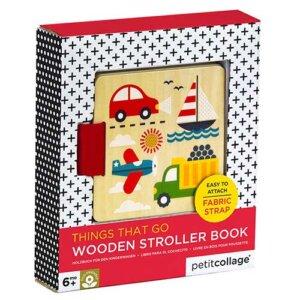 """Petit Collage Ξύλινο Βιβλίο """"Things That Go"""", βιβλια, βιβλιο, παιδικα βιβλια, παιδικα βιβλια για νηπια, μαθαινω τα ζωα, παιχνιδια, παιδικα, παραμυθια, παραμυθια για παιδια, παιδικα ειδη, καλυτερα βιβλια, ξύλινα παιχνίδια, εκπαιδευτικά, εκπαιδευτικά βιβλία, εκπαιδευτικά παιχνίδια, βρεφικά, βρεφικά παιχνίδια, παιδικα παιχνιδια, εκπαιδευτικα παιχνιδια, petit collage, παζλ petit collage, παιχνιδια petit collage, PTC-543230"""