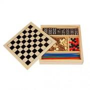 Professor Puzzle Επιτραπέζιο Five in One Compedium