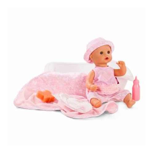 Κούκλα Μωρό Έτοιμο για Μπάνιο Gotz 33 cm