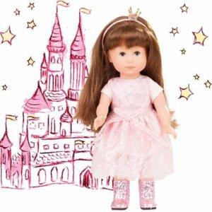 Κούκλα Πριγκίπισσα Chloe Gotz 27 cm, κουκλα, παιχνιδια με μωρα, παιχνιδια για μωρα, κουκλεσ, μωρο, παιχνιδια για κοριτσια με μωρα, mvrakia, κουκλα μου, παιδικα παιχνιδια, εκπαιδευτικα παιχνιδια, Gotz, Gotz 1713029