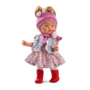 Κούκλα Lucia Llorens 28 cm, κουκλα, παιχνιδια με μωρα, παιχνιδια για μωρα, κουκλεσ, μωρο, παιχνιδια για κοριτσια με μωρα, mvrakia, κουκλα μου, παιδικα παιχνιδια, εκπαιδευτικα παιχνιδια, Llorens, κουκλες Llorens, κουκλα Llorens, Llorens 28014