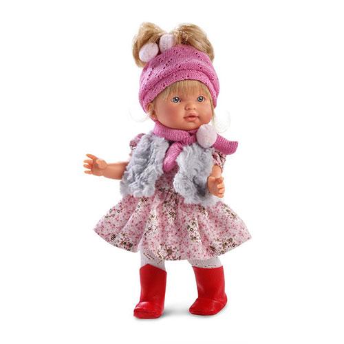 Κούκλα Lucia Llorens 28 cm