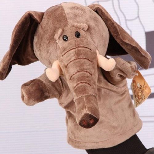 """Γαντόκουκλα """"Ελέφαντας"""""""
