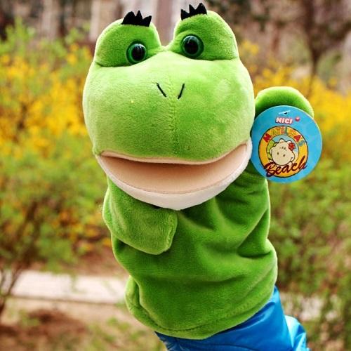 Γαντόκουκλα 'Βάτραχος'