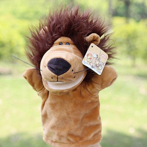 Γαντόκουκλα 'Λιοντάρι'