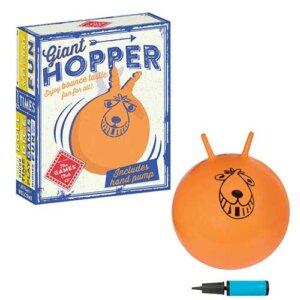 Professor Puzzle Giant Hopper, hopper, μπαλα hopper, μπαλες hopper, μπαλα, μπαλες, μπαλα πλαστικη, μπαλες πλαστικες, μπαλα boing boing, μπαλες boing boing, professor puzzle, παιχνιδια professor puzzle, professor puzzle PF-2