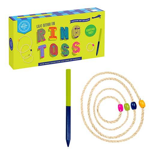 Professor Puzzle Ring Toss