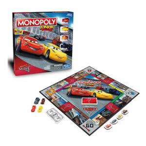 Επιτραπέζιο Monopoly Cars 3 Junior - Hasbro, monopoly cars, cars, παιχνίδια για πάρτυ, επιτραπέζια παιχνίδια, επιτραπεζια, επιτραπέζιο, epitrapezia, epitrapezio, παιχνιδια, πεχνιδια, paixnidia gia koritsia, παιχνιδια για αγορια, paixnidia gia agoria, παιχνιδια για παιδια, παιδικα παιχνιδια, haba, επιτραπέζια παιχνίδια, δώρα, δώρο, δωρα, δωρο, δώρα για παιδιά, δωρα για παιδια, έξυπνα δώρα, παιδιά, παιδί, παιδια, παιδι, hasbro, παιχνιδια hasbro, hasbro C1343