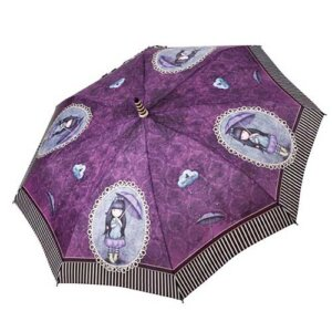 Santoro gorjuss Ομπρέλα μπαστούνι My umbrella, ομπρελα, ομπρελες, παιδικα αξεσουαρ, ομπρέλα τσέπης, ομπρέλες τσέπης, ομπρελεσ βροχησ, ομπρελες παιδικες, ομπρέλες παιδικές, παιδικες ομπρελες βροχης, φθηνες ομπρελες βροχης, παιδικες ομπρελες διαφανες, santoro, gorjuss, 76-0021-10